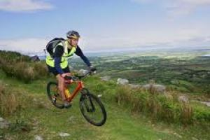 CLARE, ARAN ISLANDS CYCLE - SELF GUIDED