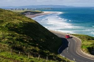 CAUSEWAY COAST CYCLE - SELF GUIDED