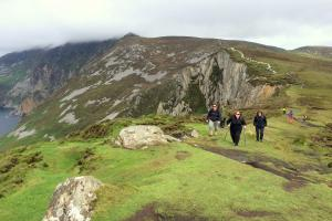 WALKING IRELAND - NORTHERN GEM -  9 DAY