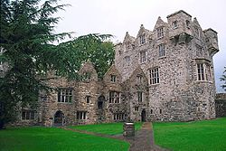 Donegal Castle, Wild Atlantic way tour