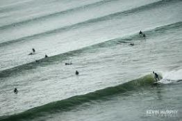 Surfing Lahinch, Wild Atlantic way tour