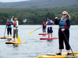 Stand Up Paddling, Wild Atlantic way tour